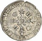 Photo numismatique  ARCHIVES VENTE 2010 -Amateur B 1 et B CHWARTZ 2 ROYALES FRANCAISES HENRI II (31 mars 1547-10 juillet 1559)  289- Douzain aux croissants, 1556 Toulouse.