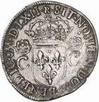 Photo numismatique  ARCHIVES VENTE 2010 -Amateur B 1 et B CHWARTZ 2 ROYALES FRANCAISES CHARLES IX (5 décembre 1560-30 mai 1574)  292- Teston du 1er type, 1562 Toulouse.