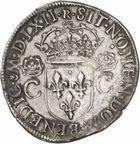 Photo numismatique  ARCHIVES VENTE 2010 -Amateur B 1 et B Chawartz 2 ROYALES FRANCAISES CHARLES IX (5 décembre 1560-30 mai 1574)  292- Teston du 1er type, 1562 Toulouse.
