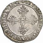 Photo numismatique  ARCHIVES VENTE 2010 -Amateur B 1 et B CHWARTZ 2 ROYALES FRANCAISES HENRI III (30 mai 1574–2 août 1589)  296- Franc, 1581 Toulouse.