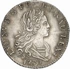 Photo numismatique  ARCHIVES VENTE 2010 -Amateur B 1 et B CHWARTZ 2 ROYALES FRANCAISES LOUIS XV (1er septembre 1715-10 mai 1774)  308- Petit louis d'argent, 1720 Toulouse.