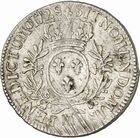 Photo numismatique  ARCHIVES VENTE 2010 -Amateur B 1 et B CHWARTZ 2 ROYALES FRANCAISES LOUIS XV (1er septembre 1715-10 mai 1774)  309- Ecu aux rameaux d'olivier, 1728 Toulouse.