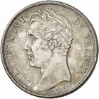 Photo numismatique  ARCHIVES VENTE 2010 -Amateur B 1 et B CHWARTZ 2 MODERNES FRANÇAISES CHARLES X (16 septembre 1824-2 août 1830)  332- CHARLES X (1824-1830). 2 francs, 1829 Toulouse.