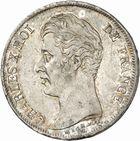 Photo numismatique  ARCHIVES VENTE 2010 -Amateur B 1 et B CHWARTZ 2 MODERNES FRANÇAISES CHARLES X (16 septembre 1824-2 août 1830)  333- Franc, 1829 Toulouse.