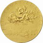 Photo numismatique  ARCHIVES VENTE 2010 -Amateur B 1 et B CHWARTZ 2 MEDAILLES VILLE DE PARIS  340- Agents de change, 1898.