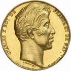 Photo numismatique  ARCHIVES VENTE 2010 -Amateur B 1 et B CHWARTZ 2 MEDAILLES VILLE DE TOULOUSE  342- Exposition de 1827.