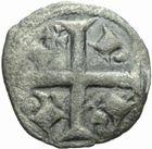 Photo numismatique  MONNAIES ROYALES FRANCAISES PHILIPPE IV LE BEL (5 octobre 1285-30 novembre 1314)  Tournois simple.