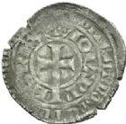 Photo numismatique  MONNAIES ROYALES FRANCAISES JEAN II LE BON (22 août 1350-18 avril 1364)  Gros à la queue.