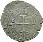 Photo numismatique  MONNAIES ROYALES FRANCAISES CHARLES VI (16 septembre 1380-21 octobre 1422) Monnayage du dauphin régent Gros dit
