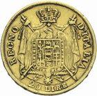 Photo numismatique  MONNAIES MODERNES FRANÇAISES NAPOLEON Ier, roi d'Italie (1805-1814)  20 lire or.