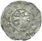 Photo numismatique  MONNAIES BARONNIALES Duché de NORMANDIE Epoque de Guillaume (1037-1087) Denier.