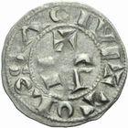 Photo numismatique  MONNAIES BARONNIALES Duché d'AQUITAINE GUILLAUME IX (1087-1127) Obole de Toulouse.