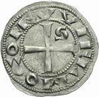 Photo numismatique  MONNAIES BARONNIALES Duché d'AQUITAINE GUILLAUME IX (1087-1127) Denier de Toulouse.
