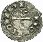 Photo numismatique  MONNAIES BARONNIALES Comté de TOULOUSE RAYMOND V à RAYMOND VII (1148-1194-1222-1249) Obole.
