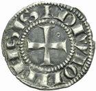 Photo numismatique  MONNAIES BARONNIALES Duché de BOURGOGNE ROBERT II (1272-1306) Denier.