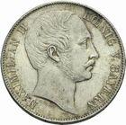 Photo numismatique  MONNAIES MONNAIES DU MONDE ALLEMAGNE BAVIÈRE, Maximilien II (1848-1864) Vereinsthaler.