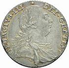 Photo numismatique  MONNAIES MONNAIES DU MONDE ANGLETERRE GEORGE III (1760-1820) Shilling de 1787.