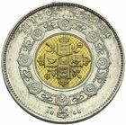 Photo numismatique  MONNAIES MONNAIES DU MONDE ANGLETERRE VICTORIA (1837-1901) Pièce bimétallique de 1848.