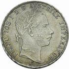 Photo numismatique  MONNAIES MONNAIES DU MONDE AUTRICHE FRANCOIS-JOSEPH (1848-1916) Florin de 1865.