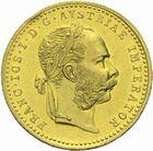 Photo numismatique  MONNAIES MONNAIES DU MONDE AUTRICHE FRANCOIS-JOSEPH (1848-1916) Ducat d'or de 1915.