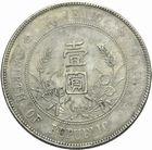 Photo numismatique  MONNAIES MONNAIES DU MONDE CHINE République (depuis 1912) Dollar (1927).
