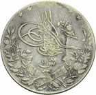 Photo numismatique  MONNAIES MONNAIES DU MONDE GYPTE MUHAMMAD V (1909-1918) 10 qirsch an 6.