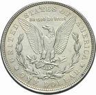 Photo numismatique  MONNAIES MONNAIES DU MONDE ÉTATS-UNIS d'AMÉRIQUE du NORD  Dollar 1921.