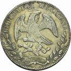 Photo numismatique  MONNAIES MONNAIES DU MONDE MEXIQUE République (depuis 1821) 8 reales 1858.