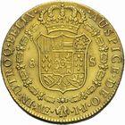 Photo numismatique  MONNAIES MONNAIES DU MONDE PEROU CHARLES IV, roi d'Espagne (1788-1808) 8 escudos or.