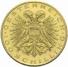 Photo numismatique  MONNAIES MONNAIES DU MONDE AUTRICHE République (depuis 1918) 100 schilling or de 1936.