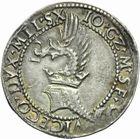 Photo numismatique  MONNAIES MONNAIES DU MONDE ITALIE MILAN, L.G.M. Sforza et M. Moro (1481-1494) Gros au cimier.