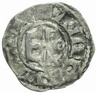 Photo numismatique  MONNAIES BARONNIALES Comté d'ANJOU FOULQUES V (1109-1129) Denier.