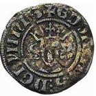 Photo numismatique  MONNAIES VOLEES BARONNIALES Seigneurie de SERAIN WALERAN de LUXEMBOURG (1304-1353 et 1364-1369) Esterlin, vers 1315.