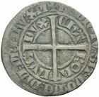Photo numismatique  MONNAIES BARONNIALES Duché de BRETAGNE CHARLES de BLOIS (1341-1364) Gros au lion, vers 1355.