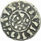 Photo numismatique  MONNAIES BARONNIALES Comté de PENTHIEVRE ETIENNE Ier (1095-1138) Denier de Guingamp.