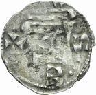 Photo numismatique  MONNAIES BARONNIALES Vicomté de CHÂTEAUDUN ANONYMES (vers 1120-1130) Denier.