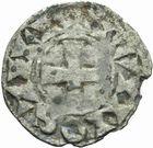 Photo numismatique  MONNAIES BARONNIALES Vicomté de CHÂTEAUDUN ANONYMES (vers 1160-1180) Denier.