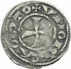 Photo numismatique  MONNAIES BARONNIALES Comté de VENDÔME ANONYMES (vers 1180-1205) Denier.