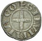 Photo numismatique  MONNAIES BARONNIALES Prieuré de SOUVIGNY (XIIe siècle) Denier.