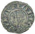 Photo numismatique  MONNAIES BARONNIALES Evêché de CLERMONT (XIIIe siècle) Obole.