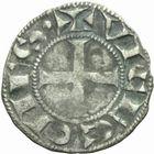 Photo numismatique  MONNAIES BARONNIALES Vicomté de LIMOGES ANONYMES (vers 1240-1275) Denier.