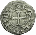 Photo numismatique  MONNAIES BARONNIALES Comté de POITIERS (XIIe siècle) Obole.