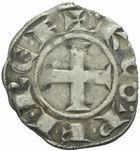 Photo numismatique  MONNAIES BARONNIALES Comté de PROVENCE CHARLES Ier d'ANJOU (1246-1285) Denier.