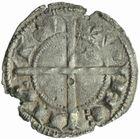 Photo numismatique  MONNAIES BARONNIALES Comtat VENAISSIN Commune (vers 1240-1270) Obole.
