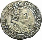 Photo numismatique  MONNAIES BARONNIALES Principauté d'ORANGE FREDERIC HENRI de Nassau (1625-1647) Teston.