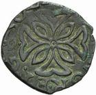 Photo numismatique  MONNAIES BARONNIALES Principauté d'ORANGE FREDERIC HENRI de Nassau (1625-1647) Liard à l'M.