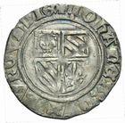Photo numismatique  MONNAIES BARONNIALES Duché de BOURGOGNE JEAN SANS PEUR (1404-1419) Blanc d'Auxonne.