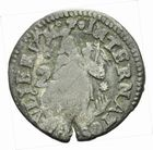 Photo numismatique  MONNAIES BARONNIALES Ville de PERPIGNAN OCCUPATION Française (1642-1649) Double sol de 1646.