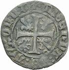 Photo numismatique  MONNAIES BARONNIALES Duché de BOURGOGNE CHARLES LE TEMERAIRE (1467-1477) Engrogne.