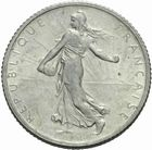 Photo numismatique  MONNAIES MODERNES FRANÇAISES 3ème REPUBLIQUE (4 septembre 1870-10 juillet 1940)  1 franc 1914.